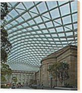 Kogod Courtyard #2 Wood Print