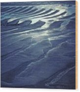 Koh Phang-an Sand And Sea Serenity - Thailand Wood Print