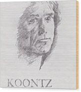 Koontz Wood Print