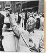 Korean President Syngman Rhee Wood Print