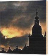 Krakow   Wood Print