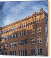 Kress Bldg.  Wood Print