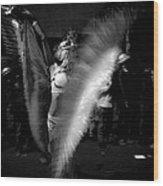 Krewe Delusion Parade Night Dancer Wood Print