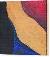 Krys In Color 2 Wood Print