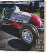 Kurtis Kraft Racer Wood Print