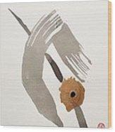 Kyushutsu Wood Print