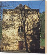 La Alhambra  Infantas Tower Wood Print