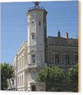 La Ciotat Provence- Alpes- Cote D'azur Wood Print