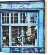 La Fourmi Ailee Paris France Wood Print
