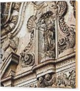 La Iglesia De La Compania  Quito Ecuador Wood Print