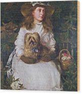 La Jeunesse, 1884 Wood Print