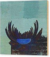 La Marguerite - 140182085-c2bt1a Wood Print