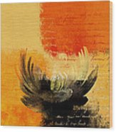 La Marguerite - 194191203-ro01t Wood Print