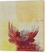 La Marguerite - 194191203-ro06tc Wood Print