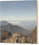 La Palma Wood Print