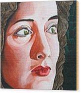 La Princessa Judea Wood Print