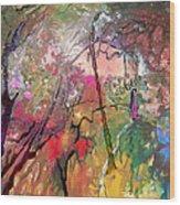 La Provence 03 Wood Print