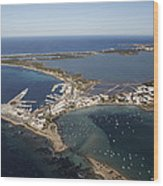 La Savina, Formentera Wood Print