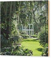Labelle Plantation Wood Print