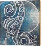 Labradorite Wood Print