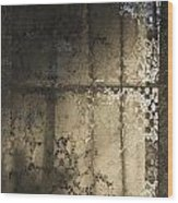 Lace Curtain 1 Wood Print