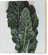 Lacinato Kale Wood Print