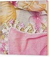 Ladies' Scarf Wood Print