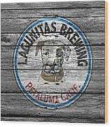 Lagunitas Brewing Wood Print