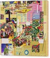 Lail Haseder 4dbab5774c Wood Print