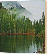 Lake 5 Wood Print