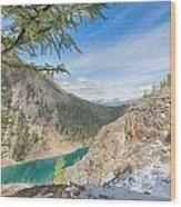 Lake Agnes - Lake Louise - Canada Wood Print