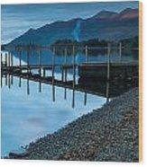 Lake District Wood Print
