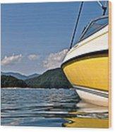 Lake Jocassee Wood Print