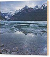 Lake Louise #3 Wood Print
