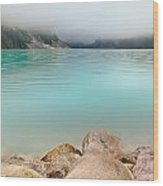 Lake Louise Dawn - Canada Wood Print