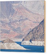 Lake Mead National Recreation Area Wood Print