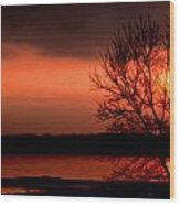 Lake Ontario Wood Print