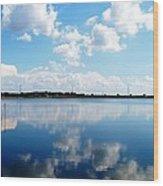 Lake Sears 000 Wood Print