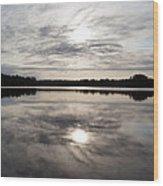 Lake Seminole Wood Print