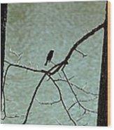 Lake Song Wood Print