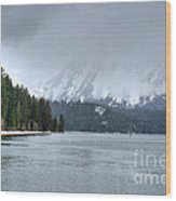 Lake Tahoe IIi Wood Print