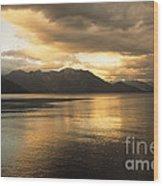 Lake Todos Los Santos Chile Wood Print