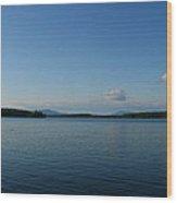 Lake Umbagog Wood Print
