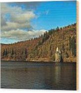 Lake Vymwy Wood Print