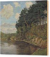 Lakeland In Berlin Wood Print