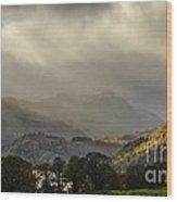 Lakeland Wood Print