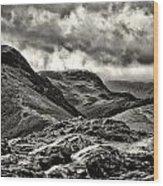 Lakeland Storm 01 Wood Print