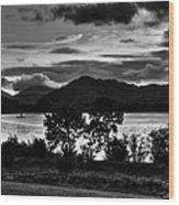 Lakes Of Killarney - County Kerry - Ireland Wood Print