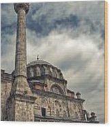 laleli Mosque 06 Wood Print