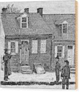 Lancaster, Pennsylvania Wood Print